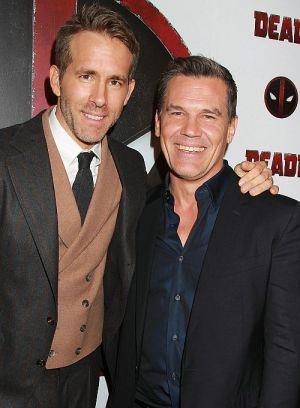 """Ryan Reynolds & Josh Brolin auf der New Yorker Premiere von """"Deadpool 2"""" (2018)"""