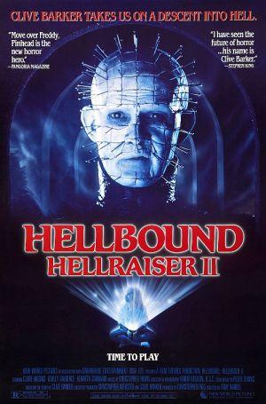 Hellbound - Hellraiser 2 (Hellbound: Hellraiser II, 1988)