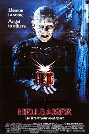 Hellraiser - Das Tor zur Hölle (Kino engl) 1987