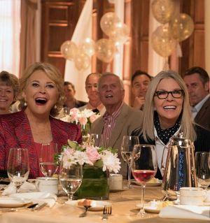 Diane Keaton, Candice Bergen, Book Club - Das Beste kommt noch (Szene 09) 2018