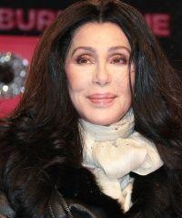 Cher bei der Premiere von