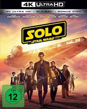 Solo: A Star Wars Story (4K Ultra HD + Blu-ray)
