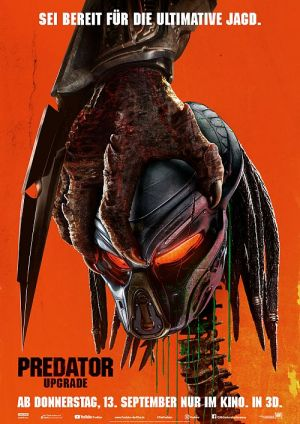Predator - Upgrade 3D (2018)