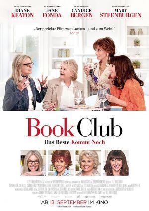 Book Club - Das Beste kommt noch (Kino) 2018