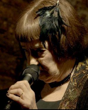 """Sheila Jordan in """"It Must Schwing - The Blue Note Story"""" (2018)"""