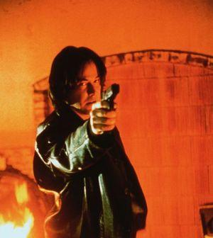"Keanu Reeves in ""The Watcher"" (2000)"