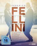 Federico Fellini Edition (Blu-ray-Box)