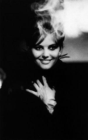 Claudia Cardinale, Achteinhalb, Otto e mezzo, 8 ½ (Szene) 1963