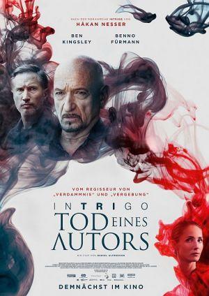 Intrigo - Tod eines Autors, Intrigo: Death of an Author (Kino) 2018