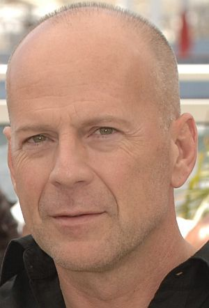 Bruce Willis, Cannes 2006 (Person)