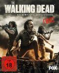 The Walking Dead - Die komplette achte Staffel - Uncut