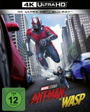 Ant-Man and the Wasp (4K Ultra HD + Blu-ray)