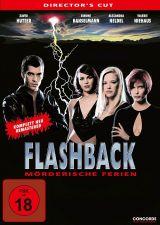 DVD Cover zu Flashback - Mörderische Ferien (Director's Cut)
