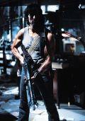 Sylvester Stallone, Rambo, First Blood (Szene 12-1) 1982