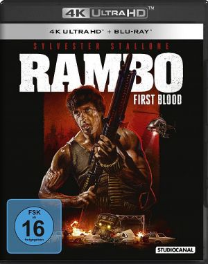 Rambo - First Blood  (4K Ultra HD + Blu-ray)