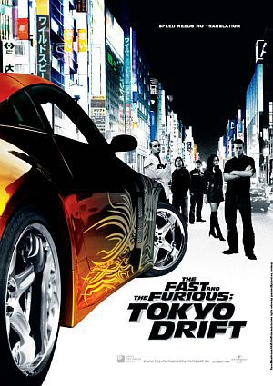 The Fast and the Furious: Tokyo Drift (Kino) 2006