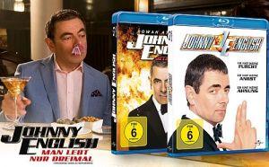 """Johnny English  - Man lebt nur dreimal""-Fanpaket"