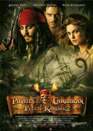 Pirates of the Caribbean - Fluch der Karibik 2 (Kino)