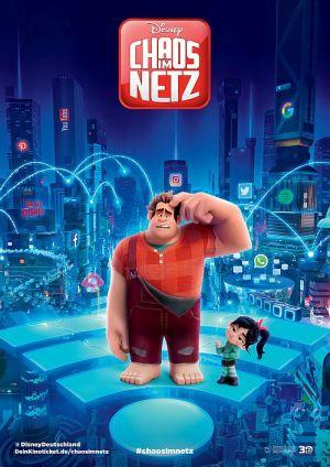 Chaos im Netz 3D, Ralph breaks the Internet 3D (Kino) 2019