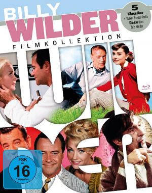 Billy Wilder Collection (Blu-ray)
