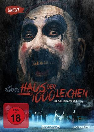 Haus der 1000 Leichen - Uncut (Digital Remastered), House of 1000 Corpses (DVD) 2003