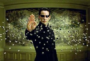 Keanu Reeves, Matrix Reloaded (Szene) 2003
