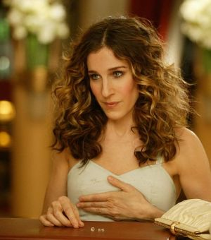 """Sarah Jessica Parker in """"Sex and the City"""" (1998)"""