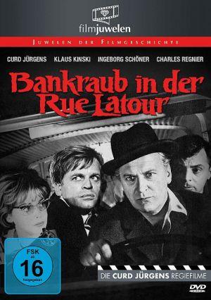 Bankraub in der Rue Latour (DVD) 1961