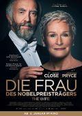 Die Frau des Nobelpreisträgers (The Wife, 2017)
