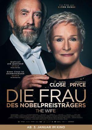 Die Frau des Nobelpreisträgers, The Wife (Kino) 2017