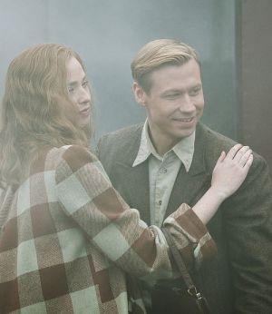 "Freya Mavor & David Kross in ""Trautmann"" (2018)"