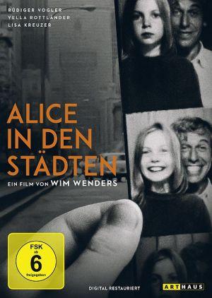 Alice in den Städten - Digital Remastered (DVD) 1973