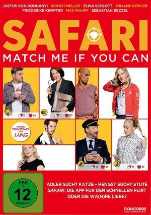 Safari - Match Me If You Can (2018)