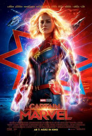 Captain Marvel (Kino) 2019