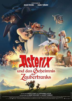 Asterix und das Geheimnis des Zaubertranks 3D, Astérix: Le secret de la potion magique (Kino) 2018