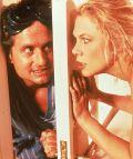 """Michael Douglas & Kathleen Turner in """"Der Rosen-Krieg"""" (The War of the Roses, 1989)"""