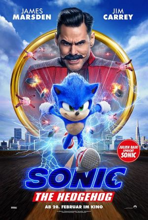 Sonic the Hedgehog (Kino) 2019