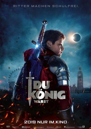 Wenn du König wärst, The Kid Who Would Be King (KinoTeaser) 2018