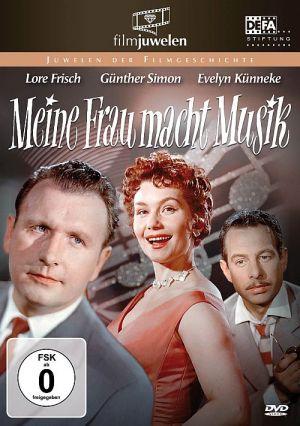 Meine Frau macht Musik (DVD) 1958