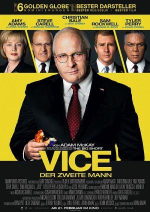 Vice - Der zweite Mann (Kino) 2018