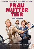 Frau Mutter Tier (2018)
