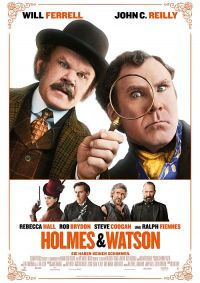 Holmes und Watson, Holmes and Watson (Kino) 2018