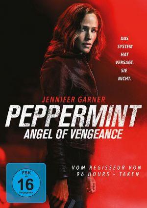 Peppermint: Angel of Vengeance (DVD) 2018
