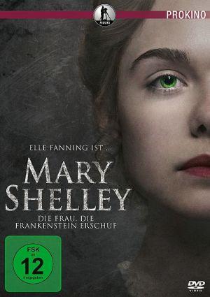 Mary Shelley (DVD) 2017