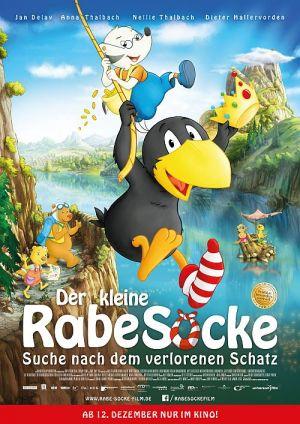 Der kleine Rabe Socke - Suche nach dem verlorenen Schatz, Der kleine Rabe Socke 3 - Suche nach dem verlorenen Schatz (Kino) 2019