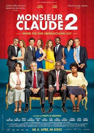 Monsieur Claude 2, Monsieur Claude und seine Töchter 2, Qu'est-ce qu'on a encore fait au bon Dieu? (Kino) 2019