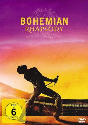 Bohemian Rhapsody (DVD) 2018
