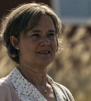 """Pernilla August in """"Britt-Marie war hier"""" (Britt-Marie var här, 2019)"""