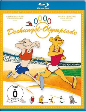 Dschungel-Olympiade (Animalympics, 1980)