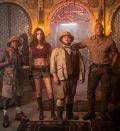 Kevin Hart, Karen Gillan, Jack Black, Dwayne Johnson, Jumanji - The Next Level, Jumanji 2 (Szene) 2019